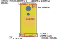 Moto G7 Listing on FCC Hints Wireless Charging and Waterdrop Notch