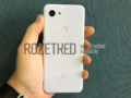 Pixel 3 Lite Pictures and Spec Sheet Leaks, Launch Imminent