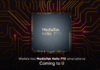 Realme Teases New 'U' Series Smartphone Launch With MediaTek Helio P70 Chipset