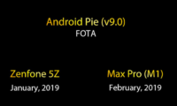 Asus ZenFone 5Z, ZenFone Max Pro M1 to Get Android 9 Pie Update by February 2019