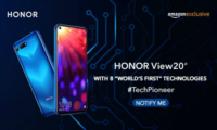 Honor View 20 Coming to India Soon: Here Are the Top Features of the Phone