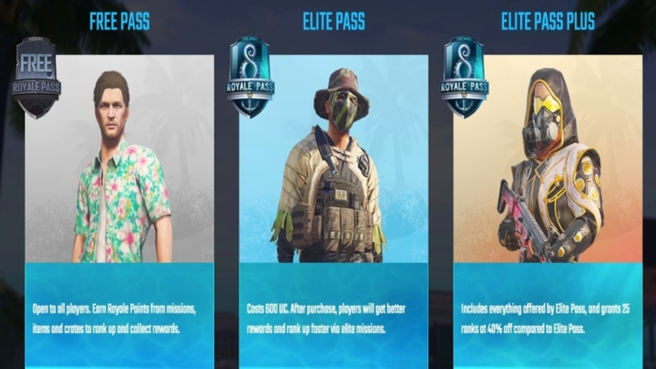 PUBG Mobile Royale Pass Season 8 Now Available for Users: Everything
