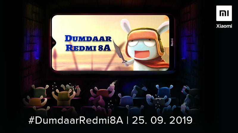 Xiaomi Redmi 8A India launch set for September 25: Expected specs